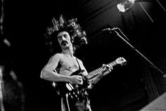 frank zappa playing guitar | minds frank zappa was a multi faceted national treasure zappa ...