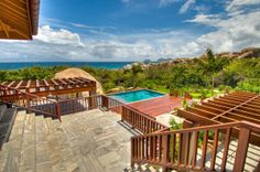 This gorgeous backyard could be yours. Virgin Gorda, British Virgin Islands Coldwell Banker Real Estate, BVI $5,500,000
