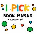 You can use this bookmark as a scaffold for students who are learning the I-PICK process for selecting good-fit books to read during the reading workshop process. Reading Centers, Reading Fluency, Reading Strategies, Reading Activities, Teaching Reading, Reading Resources, Reading Skills, Daily 5 Reading, 2nd Grade Reading