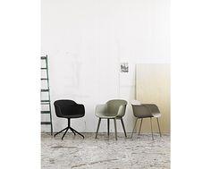 Muuto Fiber Chair Sledbase