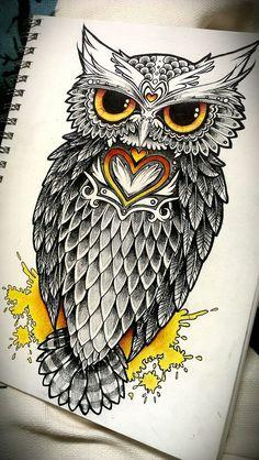 Hoot by TreeCree.deviantart.com on @deviantART