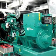 Delgeneration: การเลือกเครื่องกำเนิดไฟฟ้า (Generator)