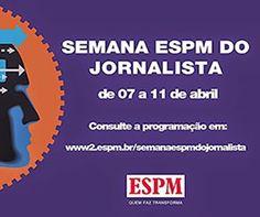 Comemorando o dia do jornalismo, na ESPM-Sul esta acontecendo a 4ª Semana ESPM do Jornalista. Saiba mais sobre o ciclo de palestras