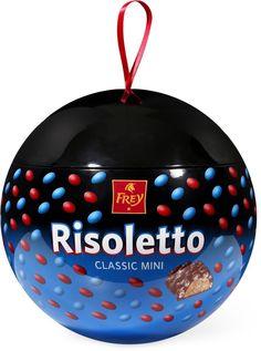 Risoletto Weihnachtskugel von Frey #Schokolade