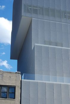 The New Museum, SANAA, New York by marcteer, via Flickr