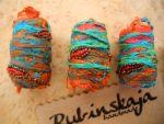 Rubinskaja Dread Beads