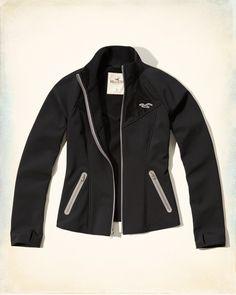 Girls Bonded Fleece Jacket