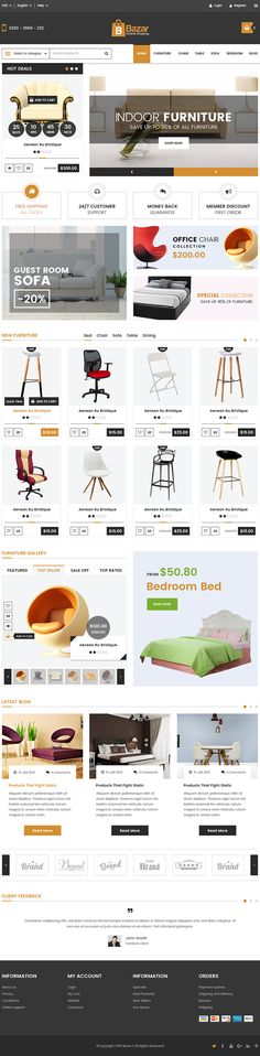 15 Free Responsive PSD Website Templates