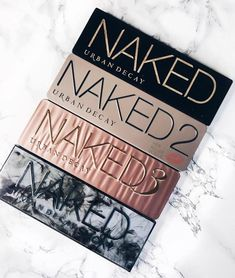 Urban Decay Naked Palette 1,2,3& Smokey eyeshadow - £38.50 http://amzn.to/2tGFV5R #makeups #cosmetics #cosmeticsproducts #productscosmetics