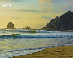 Surfing Mexico.  Surfer Magazine