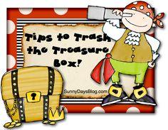 Sunny Days in Second Grade: Search results for treasure box
