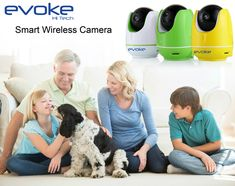 Evoke hi tech provide best wireless cctv camera for home security, Office security and many more. With Evoke CCTV Camera you can do many things possible. Wireless Cctv Camera, Wireless Security Cameras, Security Surveillance, Cctv Camera For Home, Home Security Tips, Remote Viewing, Capture Photo, Home Safety, Financial Institutions