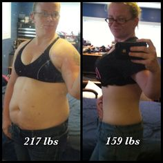 Lemon Diet Detox Before and After