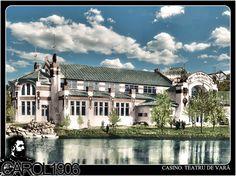 30-casino-teatru-de-vara Mansions, House Styles, Home Decor, Decoration Home, Manor Houses, Room Decor, Villas, Mansion, Home Interior Design