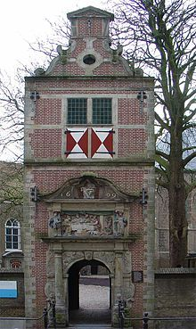 Het Lazaruspoortje bij de ingang van de tuin van Museum Gouda Modern Buildings, Beautiful Buildings, Gouda Netherlands, Museum Cafe, South Holland, City Events, Architectural Elements, Delft, Windmill