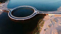 MIRÀTE LOS HERMANOS URUGUAYOSVideo: El puente circular de Uruguay que está en boca de todos - RT