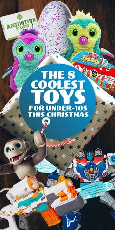 Let's hope Santa got his elves on the case early because 2016's must-have Christmas toys are selling fast!