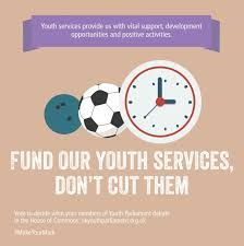 Do you think the government should fund Youth Services instead of cutting them? http://www.mi-event.info/event/makeyourmark