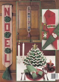 Christmas Holiday Bazaar Patterns  38 Projects for by AuctionPost, $6.50