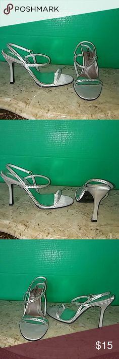 Shoes Rhinestone sandals Colin Stuart Shoes Sandals