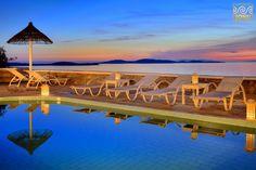 Relaxation, the Mykonian way…! More at saintjohn. Mykonos Hotels, Restaurant Photos, Saint John, Wellness Spa, Marina Bay Sands, View Photos, Photo Galleries, Saints, Relax