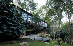 ernardes Arquitetura e Kaif Arquitetura  Residência, Teresópolis, RJ