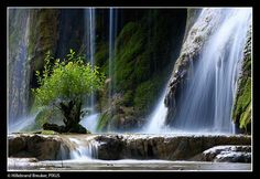 Cascade de Tufs, France