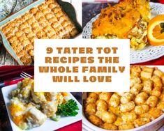 Tater Tot Hotdish, Cheesy Hashbrown Casserole, Cheesy Hashbrowns, Veggie Casserole, Tater Tots, Casserole Recipes, Cabbage Casserole, Fried Cabbage With Sausage, Tater Tot Recipes