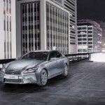 Lexus GS – the new face of Lexus