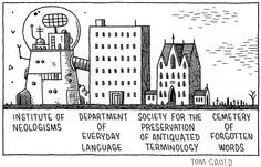 polis: The Epic Spaces of Tom Gauld