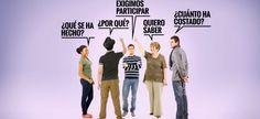¿Harto de opacidad? Toma la iniciativa y colabora con Civio | civio.es