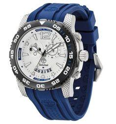 Timberland- Mens Hydro Climb Watch - 13319JSTB-04 - Online Price: £225.00