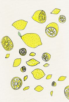 when life gives you lemons - Leontine Jacobs