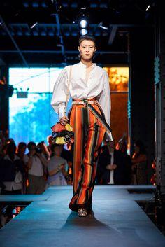 Diane von Furstenberg Spring 2018 Ready-to-Wear Fashion Show Collection