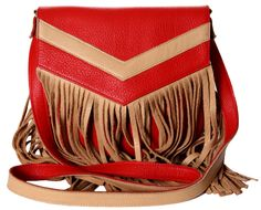 Style #378 tomato delux & beige leather