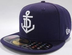 e516235ff77 New Era AFL Fermantile Dockers. CapEaters · Fitted Hats
