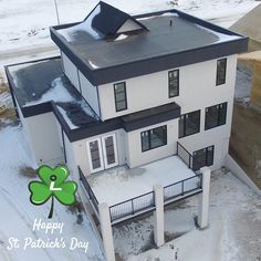 Happy St. Patrick's Day! A great day to celebrate traditions and heritage!  #BuildDifferent #QualityCounts #YQR #stpatricksday #stpattysday #stpats #stpattys #CustomHomes #quality #modern #original #home #design #imagine #creative #style #realestate #CustomBuild #trueoriginal #dreamhome #architecture #interior #construction #house #builder #beautiful #dream #ideas