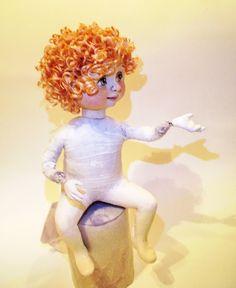 Мастер-класс по созданию куклы ЛЕТИ! Этап третий. Руки. Ноги.Тонировка тела. Трикотажный чехол. - Ярмарка Мастеров - ручная работа, handmade