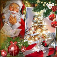 Ein lieber Weihnachtsmann hat noch Termine frei bis zum 2. Weihnachtstag. Er kommt ohne Rute, dafür mit einem großen Buch in dem eine Weihnachtsgeschichte steht und die guten Taten der Kinder. Einen Sack hat er auch dabei, gefüllt mit Äpfeln, Nüssen, Mandelkern...Wollt ihr euren Kindern eine Freude machen?Dann schreibt mir bitte :-)