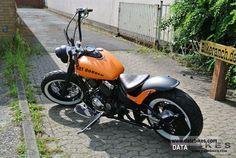 xvs 1100 - Hot bobber