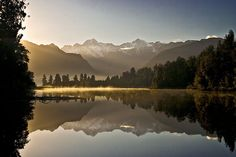 Dream about New-Zealand