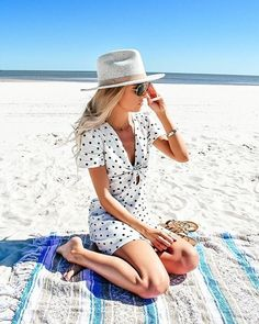 Is your style playful at la playa or chic in the city? Take our quiz (link in bio) to see what your look says about your next vacation…