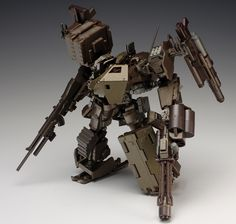 MECHA GUY: Super Robot Chogokin Armored Core V UCR-10/A - Review by Scizophonic9