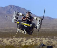 """The Honeywell T-Hawk (for """"Tarantula hawk"""", a wasp species) is a ducted fan VTOL micro UAV. Developed by Honeywell, it is suitable for backpack deployment and single-person operation. Tarantula Hawk, Pilot, Military First, Small Drones, New Drone, Weapon Of Mass Destruction, Toy Camera, Combustion Engine, Drone Quadcopter"""