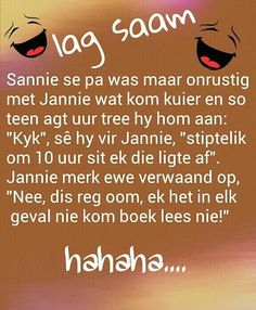 Lag vir `n slag! Wedding Jokes, Afrikaanse Quotes, Motivational Quotes, Inspirational Quotes, A Little Life, Laugh At Yourself, Picture Quotes, Verses, Funny Jokes