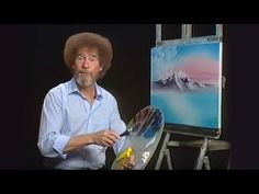 270 Best Bob Ross Paintings Images How To Paint