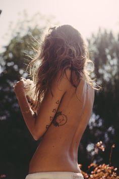 sun & moon ink