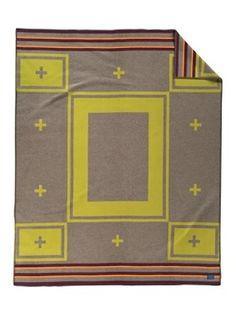 Southwest Contemporary Blanket