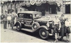 With Boardwalk Empire premiering last night, it seemed only fitting to take a look back at the state of protest in the 20s. These guys could learn a thing or two about sign-making from the Tea Part...