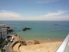 explore location biarritz
